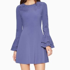 Parker Bell Sleeve Orlando Dress NWT
